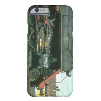 American built Skyliner poses for_Steam Trains Barely There iPhone 6 Case