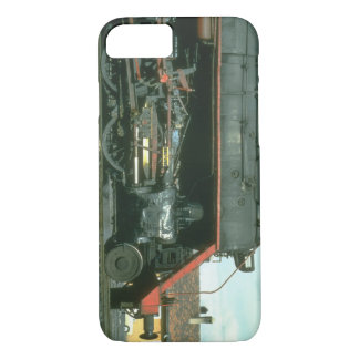 American built Skyliner poses for_Steam Trains iPhone 7 Case