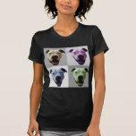 American bulldog 2 tee shirt