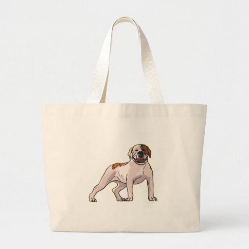 American Bulldog Bags