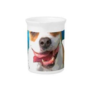 american bulldog beverage pitchers
