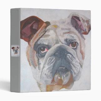 American Bulldog Binder