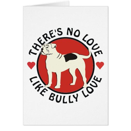American Bulldog - Bully Love Card