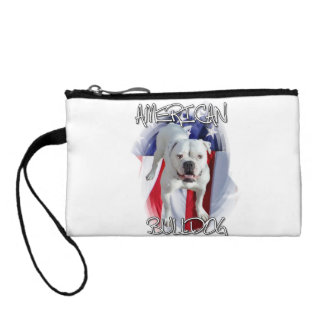 American Bulldog Coin Purse