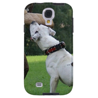 American Bulldog dog Schutzhund Galaxy S4 Case