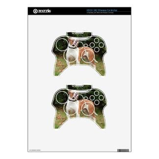 American Bulldog Dog Xbox 360 Controller Skin
