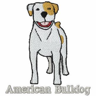 American Bulldog Embroidered Shirt (Hoodie)