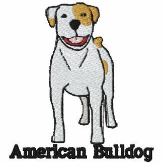 American Bulldog Embroidered Shirt (T-Shirt)