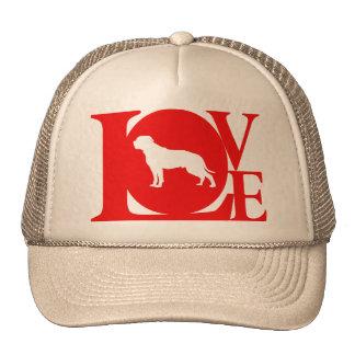 American Bulldog Trucker Hats