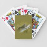 American Bullfrog - Rana catesbeiana Card Decks