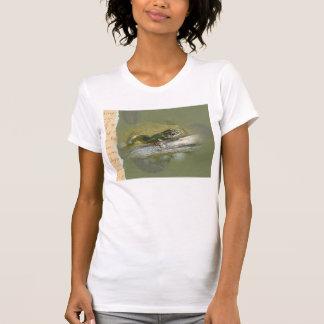 American Bullfrog - Rana catesbeiana T-Shirt