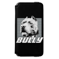American Bully Dog iPhone 6/6s Wallet Case
