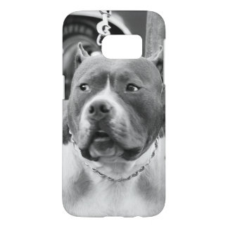 American Bully Dog Samsung Galaxy 7 Case