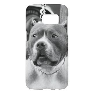 American Bully Dog Samsung Galaxy 7 Case