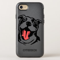 American bully/pitbull OtterBox symmetry iPhone 7 case