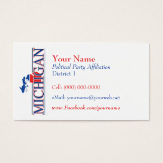 American Business Cards - Michigan