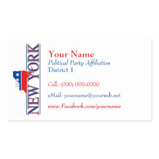 American Business Cards - New York