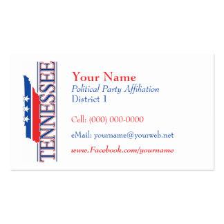 American Business Cards - Tennessee