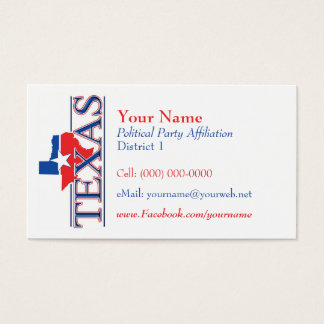 American Business Cards - Texas