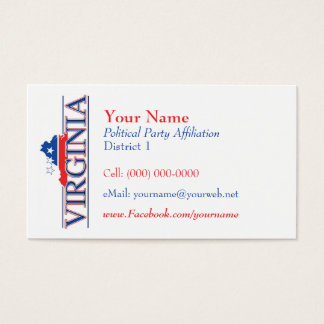 American Business Cards - Virginia