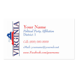 American Business Cards - Virginia