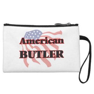 American Butler Wristlet Purses
