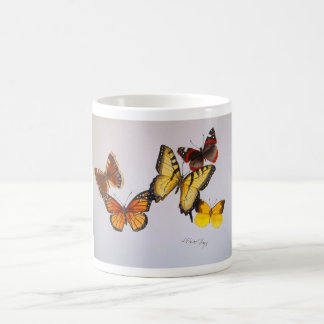 American Butterflies Mug