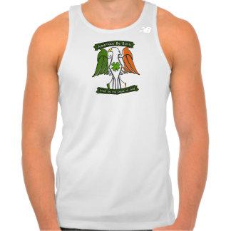 American by Birth Irish T-shirts