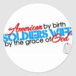 American by birth stickers