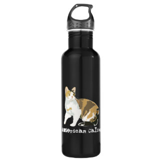 American Calico Water Bottle
