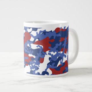 American Camo Glass Jumbo Mug