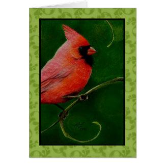 American Cardinal Card