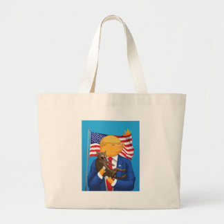 American Catastrophe Large Tote Bag
