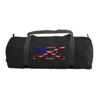 American Cavalry Duffle Gym Bag