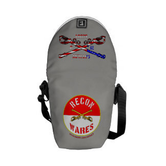 American Cavalry Rickshaw Mini Zero Messenger Bag