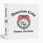 American Celts binder