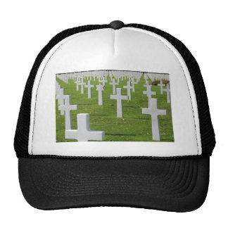 American Cemetery at Normandy Hats
