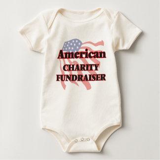 American Charity Fundraiser Baby Bodysuit