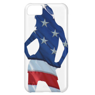 American cheerleader on any color case for iPhone 5C