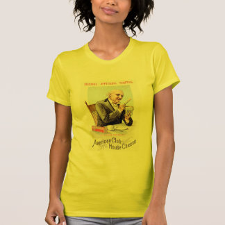 American Cheese Vintage Food Ad Art T Shirt