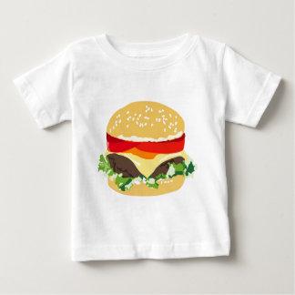 American cheeseburger baby T-Shirt