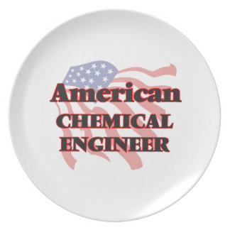 American Chemical Engineer Plate
