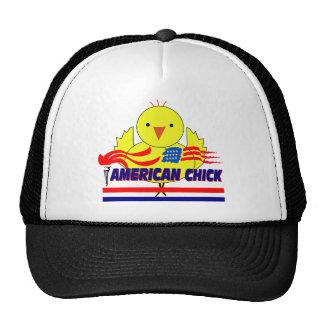 American Chick Hat