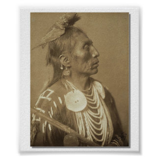AMERICAN CHIEF POSTER