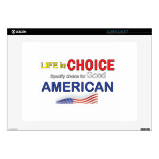 American Choice Skin For Laptop