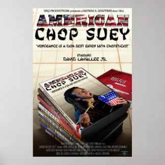 'American Chop Suey' Poster