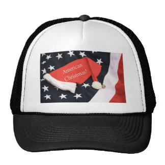 American Christmas Shirt Trucker Hat
