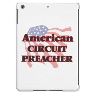 American Circuit Preacher iPad Air Covers