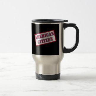 American Citizen 15 Oz Stainless Steel Travel Mug