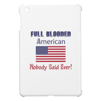 american citizen design iPad mini covers